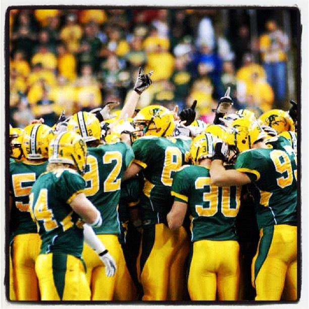 NDSU Bison #Football #Fargo #Moorhead
