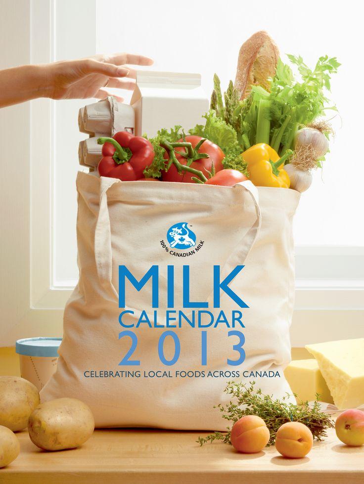 Milk Calendars - 2013