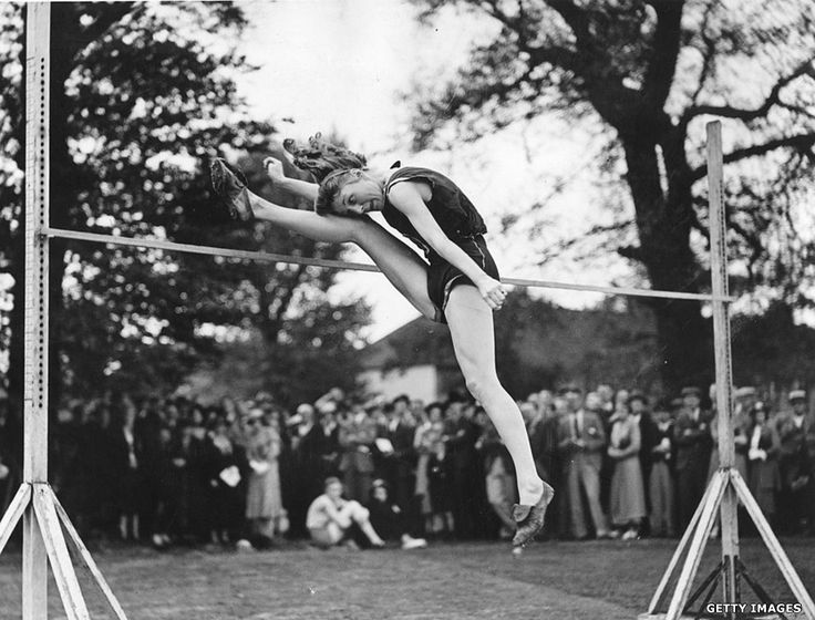 Dorothy Tyler wasthe first British woman to win an individual Olympic medal in athletics. Tyler took silver in the high jump at the 1936 Olympics when she was 16 and set a world record of 1.66m in 1939.