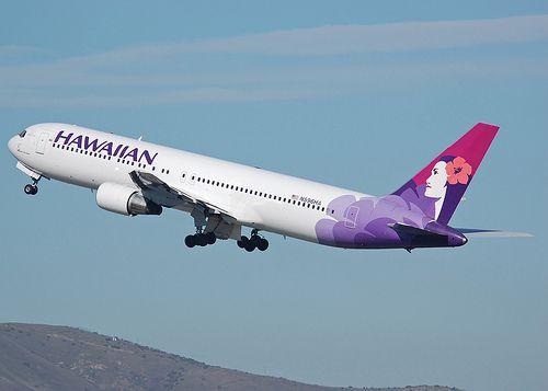 Hawaiian Airlines N596HA