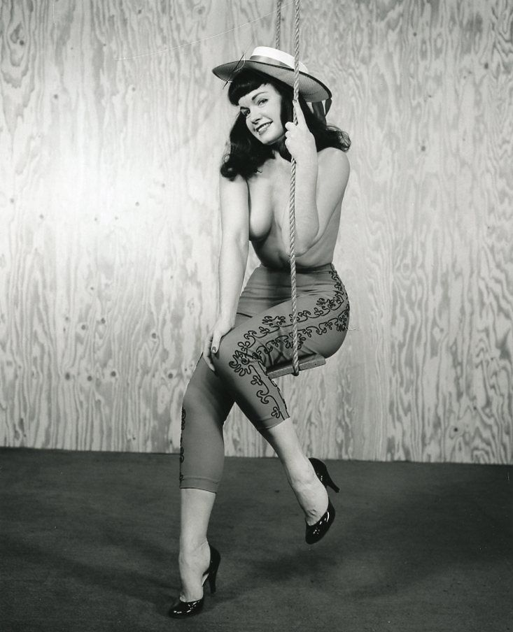 Betty Page Photos: FIRST PIN UP GIRL Images On Pinterest
