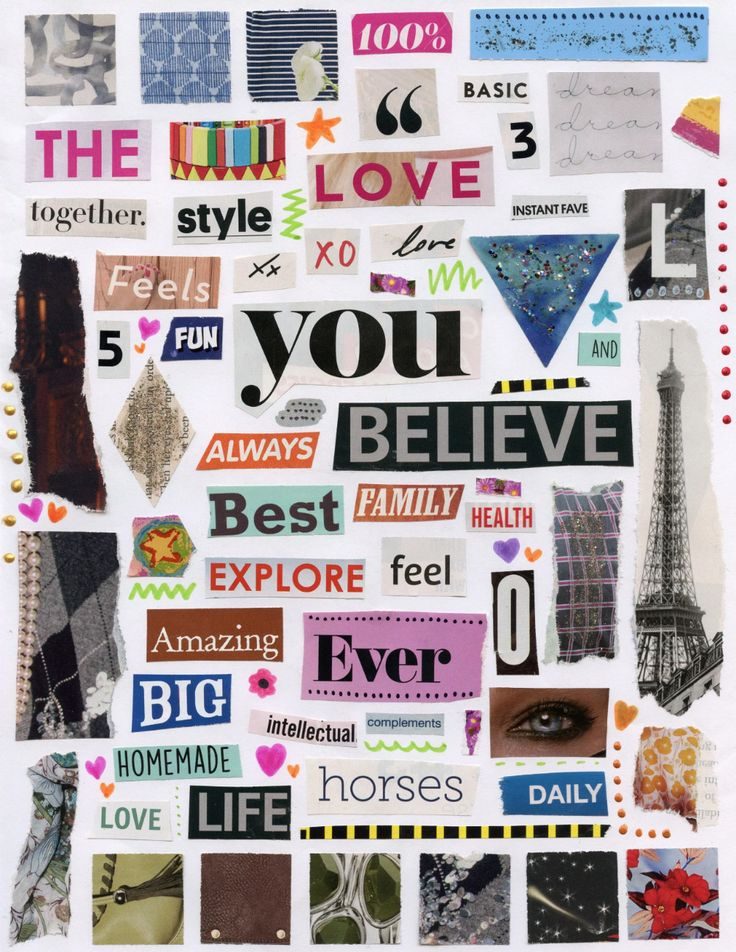 Free download ~ printable collage sheet in jpg format, 300dpi and sized 8.5