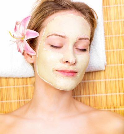 Hefe Gesichtsmaske selber machen