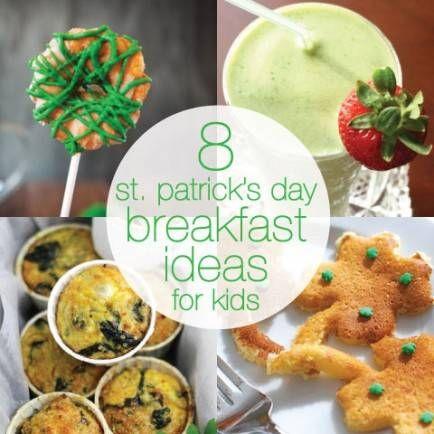 St Patrick S Day Kid Food Ideas