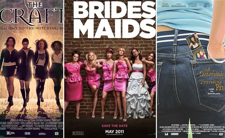 20 Female Buddy Films (Old & New) to Celebrate International Women's Day