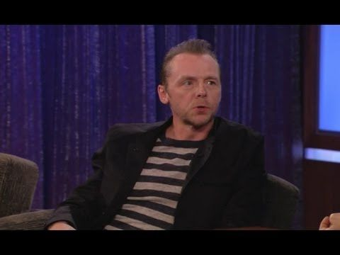 Simon Pegg talks about the elaborate prank the Star Trek cast pulled on Benedict Cumberbatch. Too funny! And he sounds just like Patrick Stewart at the end.