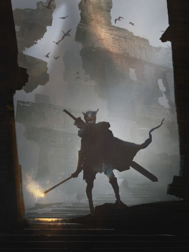 Symbaroum: Core Rulebook | Indiegogo  Not to self - leaning grid composition