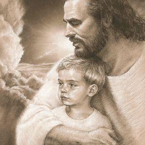 Mindenap velünk van Jézus amíg élünk és utána is o de jó volna mindig a kedvében járni és a szűk útat járni