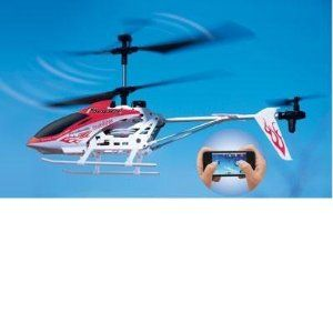 iSuper RC Helicopter - Large (iHeli-032) - by At iSuper. $141.84. At iSuper they are committed to provide the consumer with the highest and best quality when it comes to products like this Exclusive iSuper RC Helicopter - Large By iSuper.iSuper is iPhone/iPad/iPod touch controlled helicopter, its application can be downloaded for free from Apple App store. It is built with metal, very durable. It has built-in gyro with very stable control, as well as record/palyback/chase each ...
