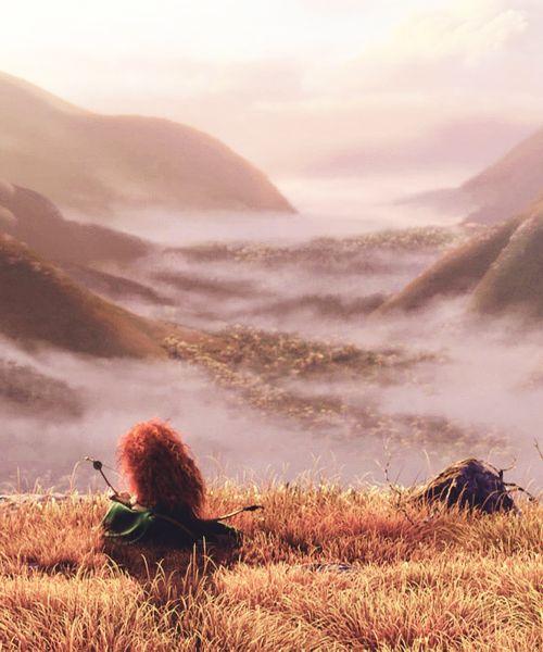 Merida, Brave. Rebelle (Film (2012)) Première sortie : 18 juin 2012 (Hollywood) Réalisateurs : Mark Andrews, Brenda Chapman