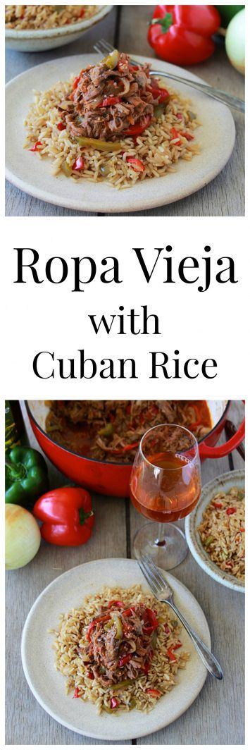 Ropa Vieja is a traditional Spanish recipe plus highlights from a recent trip to Spain!