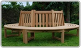 Teak Garden Benches – Built by Craftsment in Britain