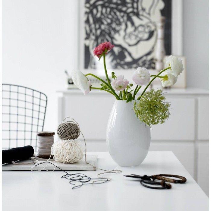 Holmegaard Cocoon Vase... Eller lignende. Trenger en vase til tulipaner