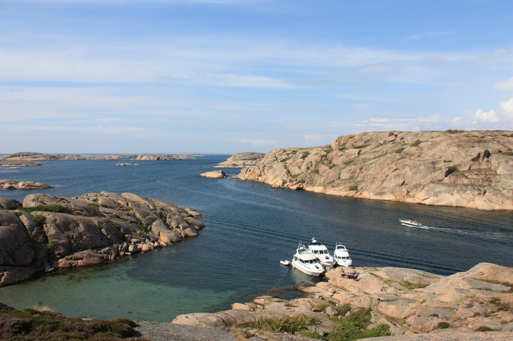 Not far from Lysekil, Sweden