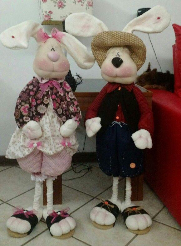 Coelho Josemar e Leonor