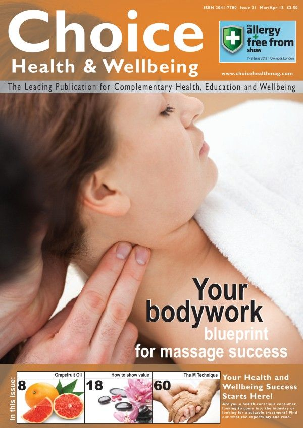 Includes Dorn article - Helping to ease stress with a Dorn / Breuss combination