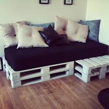 sofa af paller - ekstra værelse, paller af Louise