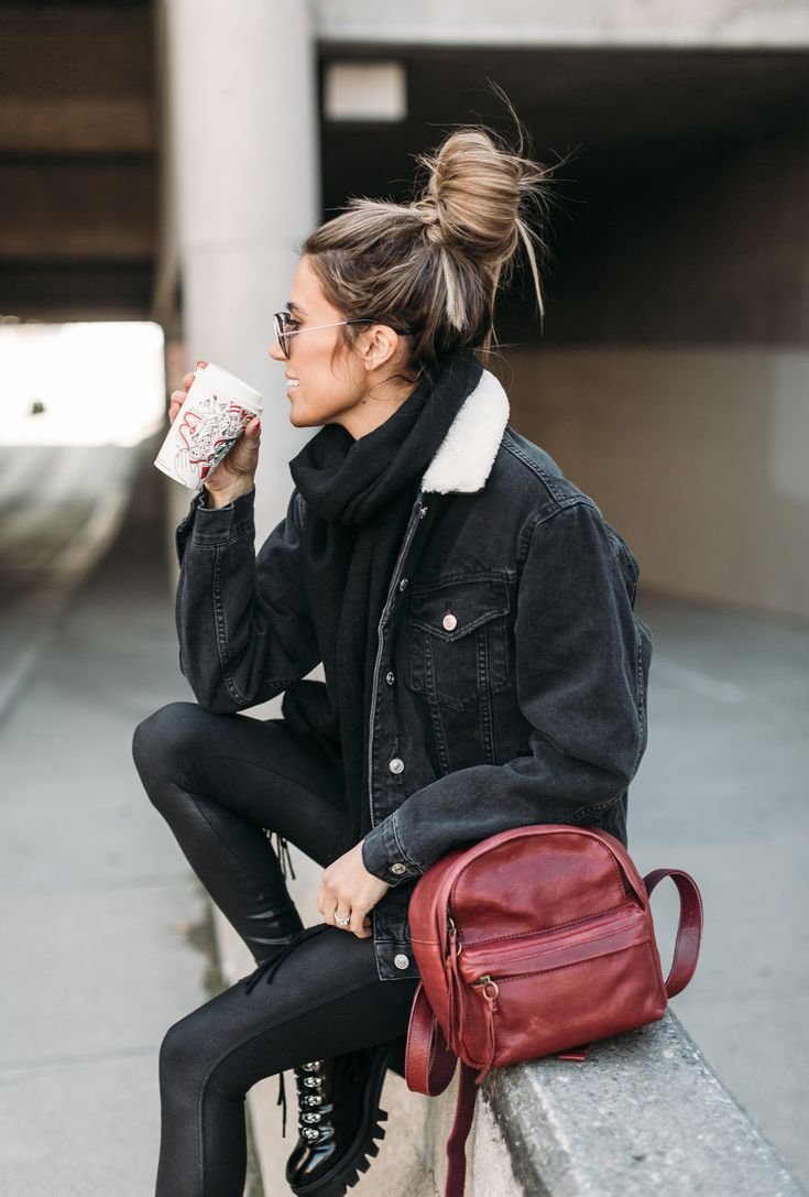 Black pieces you can wear with everything!