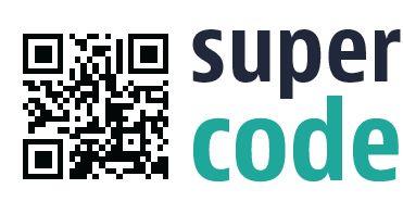 SuperCode logotipo