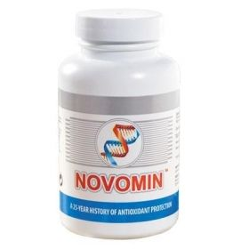 Novomin Antioxidant Protection • Contains a complex of natural antioxidants which provides protection from free radicals and other dangerous chemicals • Normalizes healthy tissue of the body
