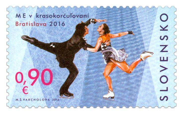 COLLECTORZPEDIA European Figure Skating Championship in Bratislava
