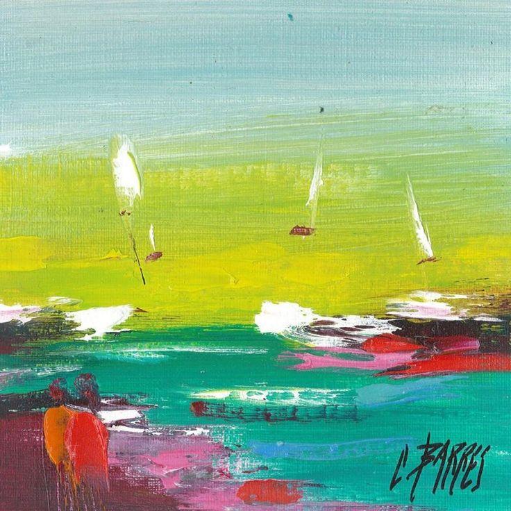 On reste dans l'ambiance Green avec l'œuvre Vert Emeraude de Christine BARRES ! Par ces créations, l'artiste nous montre que la vie est une source éternelle d'émerveillement, ce que l'on oublie souvent. #peinture #OeuvreD'Art #inspiration #Couleurs #AmbianceGreen #Créateur #eclatdeverre #exclusivitéweb Découvrez tous nos produits Ambiance Green sur notre shop en cliquant sur le lien suivant =>https://shop.eclatdeverre.com/fr/ambiance-green/5915-vert-emeraude.html
