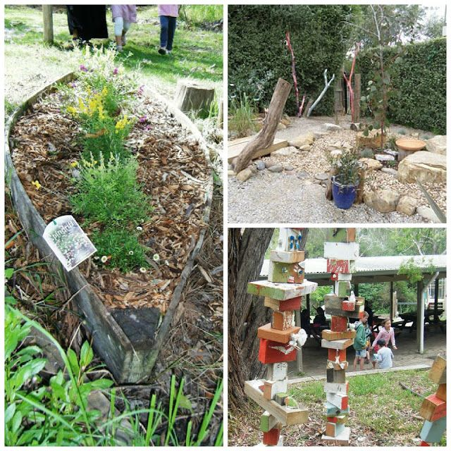Let The Children Play: Be Reggio-Inspired: Outdoor