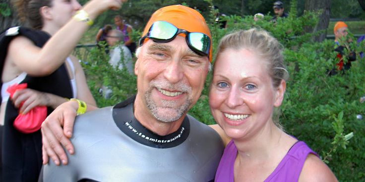 I Turned My Dad Into A Triathlete (Or Was It The Other Way Around?) - IRONMAN.com #IRONMAN #5i50 #IronGirl