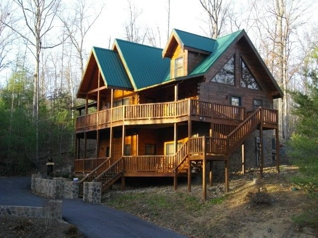 Diamond Mountain Rentals Offers The Finest Pigeon Forge
