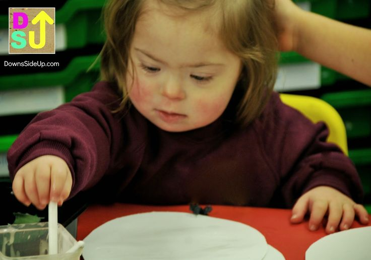Downs Side Up: Essential Tips and Contacts for School Pupils with Down's Syndrome as they start back to school.