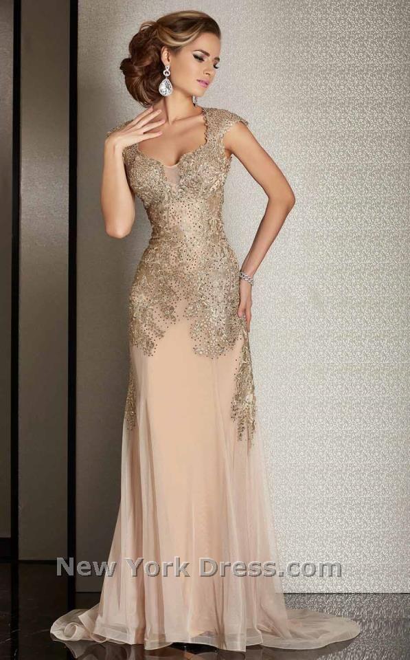 Clarisse M6247 Vestido - spanish.NewYorkDress.com