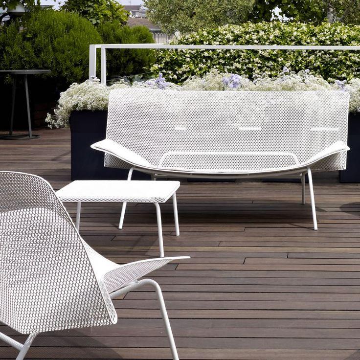 Ligne Roset Mesh Chair | Current Slide Slide Slide Slide Live Beautifully!  Www.lignerosetsf · Garden FurnitureFurniture DecorOutdoor ...