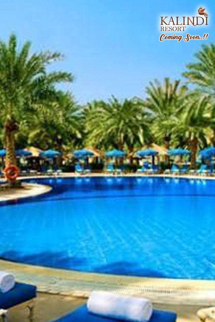 Bringing World Class Swimming Pools At Kalindi Resorts