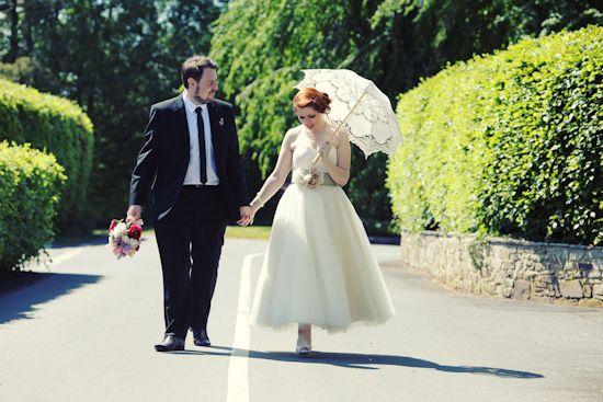 1950s Vintage Tea Party Wedding Vintage Wedding Ideas