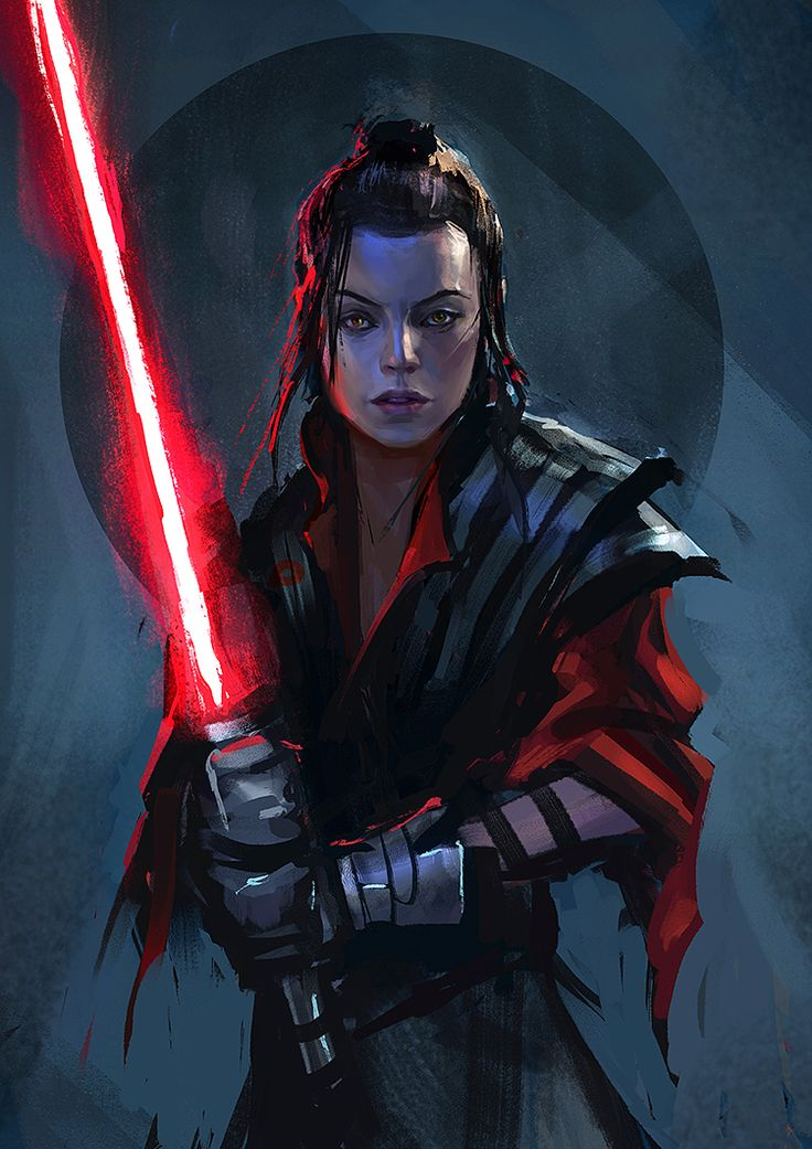 Dark Rey by Takeda11.deviantart.com on @DeviantArt
