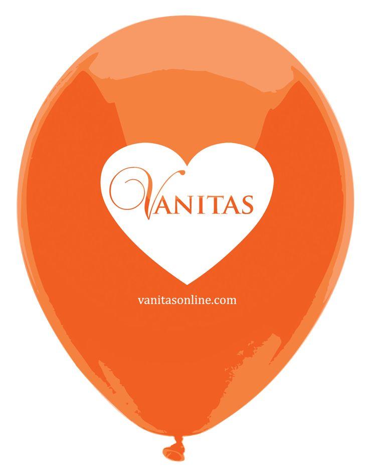 Palloncini are coming (soon) In distribuzione gratuita agli eventi Vanitas e in tanti colori pastello!