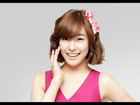 Gaya Rambut Cantik Ala Korea 2015