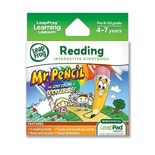 21 best educational games images on pinterest educational games leapfrog leappad ultra ebook mr pencil works with all leappad tablets leapfrog http fandeluxe Gallery