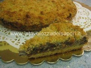 Sbrisolona con Ricotta e Cioccolato  http://www.latavolozzadeisapori.it/ricette/sbrisolona-con-ricotta-e-cioccolato