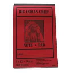 red chief writing tablet - remember these?