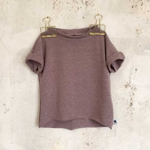 Lazy Day T.shirt - Chocolate