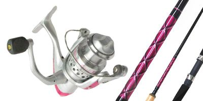 OKUMA Femme Fatale Reels and Combos The Femme Fatale combos and Femme Reel from Okuma, come with a Lifetime Warranty on the reel and 3 years Warrant
