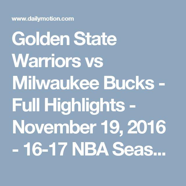 Warriors Full Game Highlights Game 3: 44 Best MILWAUKEE BUCKS NEWS Images On Pinterest