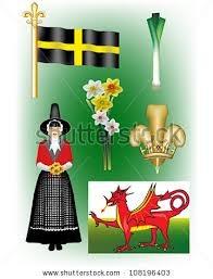 Welsh symbols