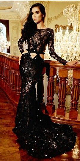 Charbel Zoe Couture Collection Lebanese Designer