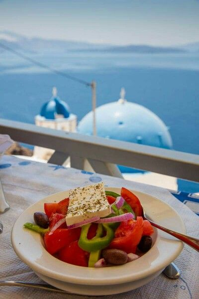 If you come in G r e e c e you can have an authentic greek salad, anytime, My tip: go to less touristic areas and you'll have the best quality and taste in the best price. S.