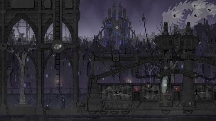 Amazing Dark Train release on October 25th | KeenGamer