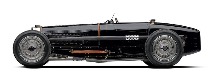1933 Bugatti Type 59 Grand Prix, from the prestigious collection of Ralph Lauren. The first of eight built.