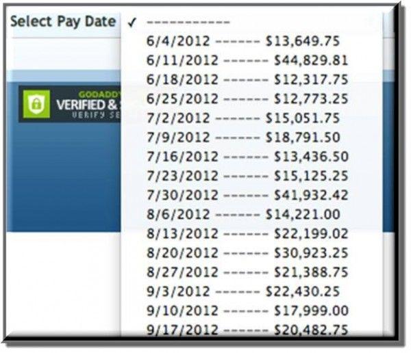 Peluang Bisnis untuk Anda yang berjiwa pebisnis, lihat screeshoot income ini