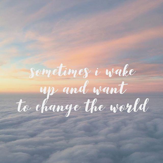 Sometimes I want to wake up and change the world. . . . #zealandheart #travel #luxurytravel #luxury #travelblog #travelblogger #travels #luxurytravelblogger #luxurylife #instapassport #instatravel #globaltravel #passport #wanderlust #travelinspired #beautifuldestinations #luxurylifestyle #dametraveller #darlingescapes #lux #jewellery #inspirationalquote #QuietChaotics #Wanderfolk #EverydayWhimsy #ExploreEverything #TheArtOfSlowLiving #SlowDownCollective
